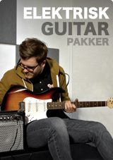 Electric Guitar Packs
