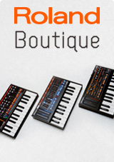 Roland Boutique Sound Modules