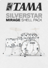 Tama Silverstar Mirage Crystal Ice Ltd Edition