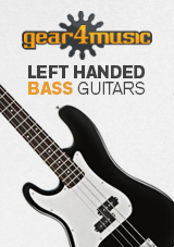 Lefthanded Bass Guitars