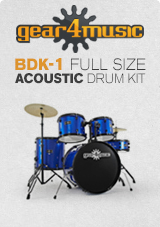 BDK-1 Full Size Starter Drum Kit