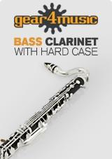 Bass Clarinet by Gear4music