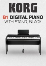 Korg B1 Digital Piano with Stand