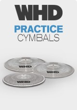 WHD Øvings Cymbal Serie