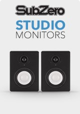 SubZero Studie Monitors