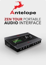 Antilope Audio Zen Tour Portable Audio Interface