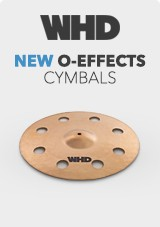 WHD O Series Cymbals
