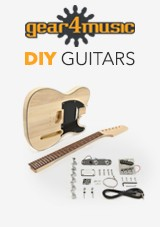 gear4music DIY Guitars